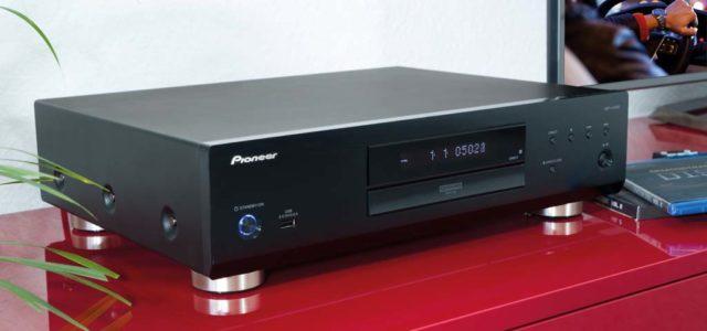 Pioneer UDP-LX500 – Edel-UHD-Player für höchste Heimkino-Ansprüche