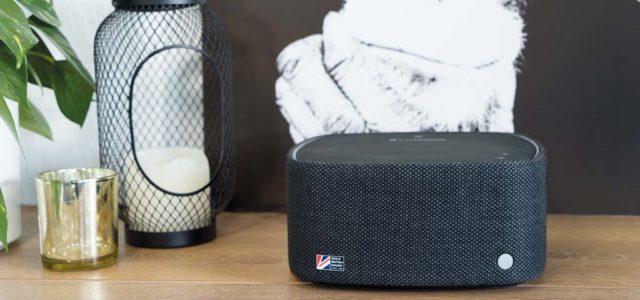 Cambridge Audio Yoyo L: Britischer WiFi-Speaker im schicken Wollkleid