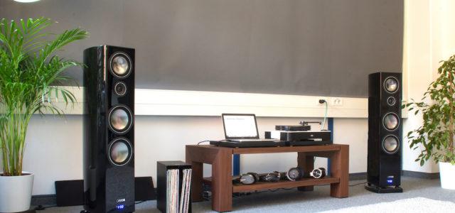 Canton Smart Vento 9 – Modernes HiFi-Setup im Lautsprecher-Outfit