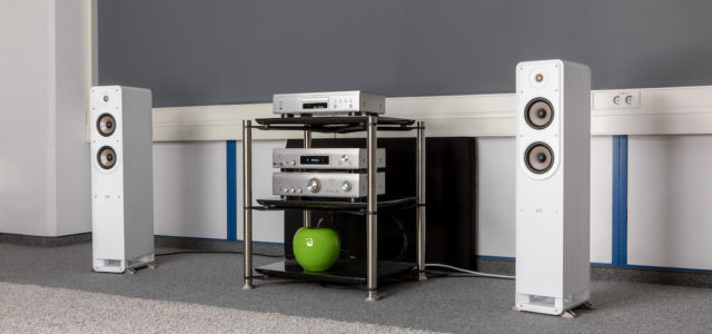 Standlautsprecher Polk Signature S50e – American Idol