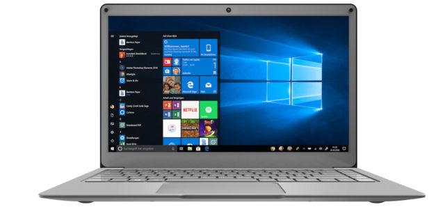 Trekstor erweitert Surfbook A13-Serie um Notebook mit Intel Pentium Prozessor