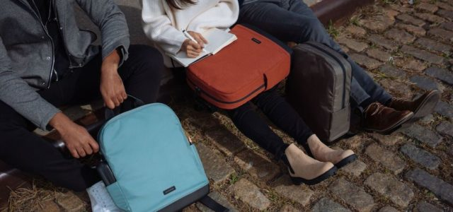 The Backpack Collection: Die neuen Rucksäcke von Moleskine
