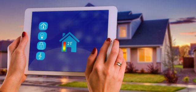Neue Trends für Zuhause: Smart-Home-Technologie