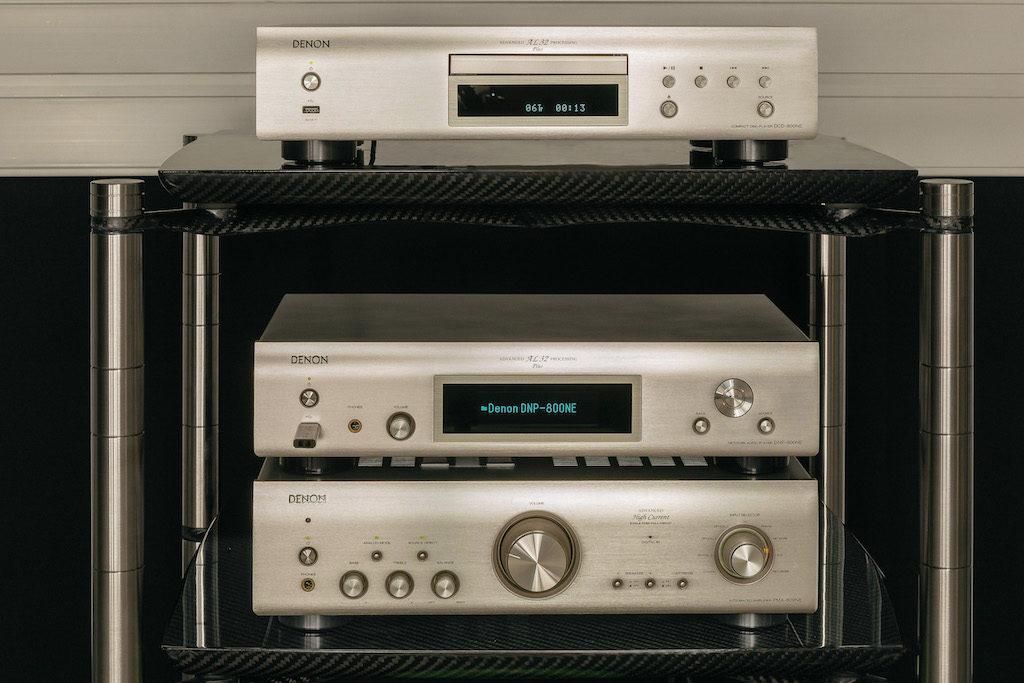 So edel kann die Mittelklasse aussehen: Denons 800NE-Serie überzeugt klanglich wie optisch.