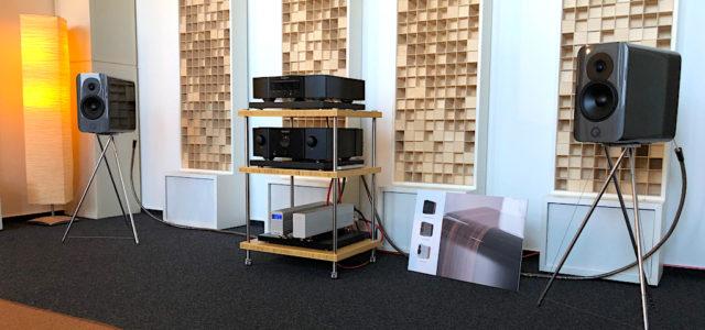 Q Acoustics Concept 300 – kleiner Bruder, großer Auftritt