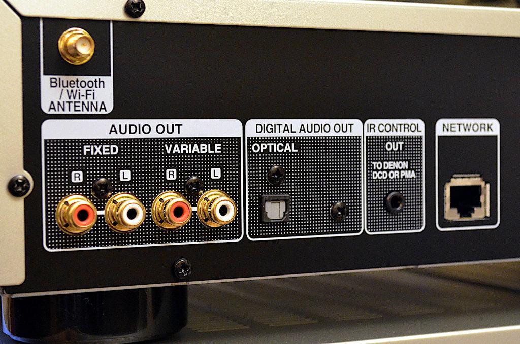 Der DNP-800NE verschafft der Denon-Serie Zutritt zur modernen Streaming-Welt.