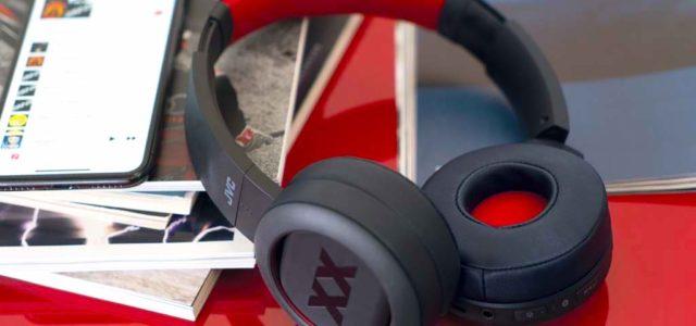JVC HA-XP50BT: Coole On-Ears für explosive Bässe