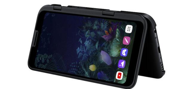 LG präsentiert V50ThinQ 5G- und G8ThinQ-Smartphone