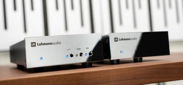 Phono-Vorverstärker Lehmannaudio Decade – Klang-Gourmet für MM und MC