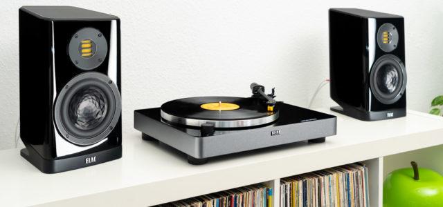 Elac Miracord 50 – Upgradefähiger Einstiegsplattenspieler für hohe Klangansprüche