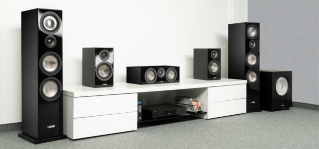 Canton Chrono Surround-Set – Flexibler Heimkino-Sound auf hohem Niveau