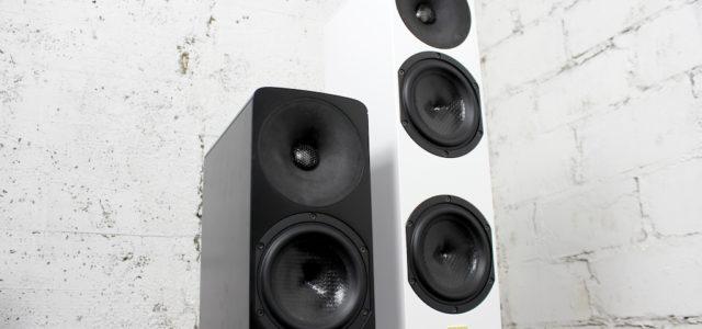 Aurelia Magenta – High-End-Audio kann auch kompakt sein