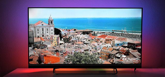 DreamScreen 4K – Backlight-Kit für farbenfrohes Lichtambiente am Fernseher