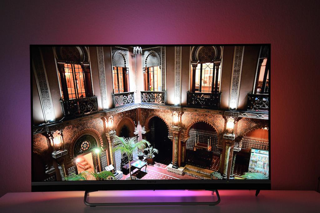 28+ Fernseher mit licht hinten Trends