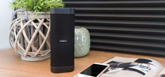 Der Dockin D Mate Direct Bluetooth Lautsprecher: Kleine Box, großer Sound!