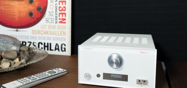 Advance Paris AX1 – Kompakter Premium-Vollverstärker für trendbewusste Klang-Nostalgiker
