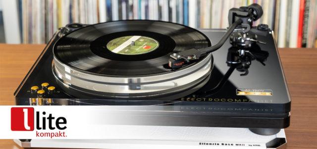 """Electrocompaniet ECG-1 """"25 Jahre MRV""""-Edition – audiophiler Augenschmaus"""