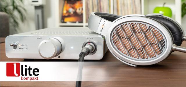 Kopfhörersystem Sonoma Acoustics M1 – einzigartiger Elektrostat der Extra-Klasse