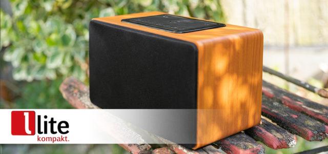 Netzwerk-Lautsprecher August WS350 im Video: Klein, kabellos und multiroomfähig
