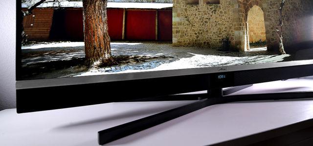 Metz Fineo 49 TX89 – 4K-Smart-TV in formvollendetem Design mit einfacher Bedienung