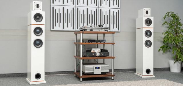 Orbid Sound Arion I – Custom-Design-Lautsprecher mit Charakter
