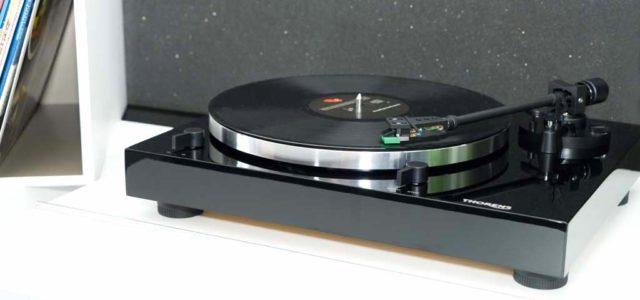 Thorens TD 202 – Der moderne Klassiker unter den Plattenspielern