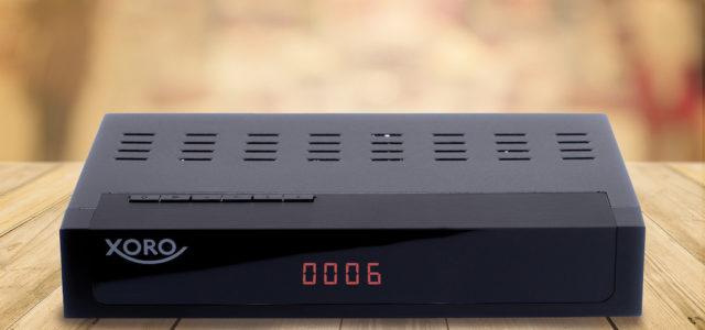 HRK 7622: Neuer Kabelreceiver mit PVR und Media-Player von XORO