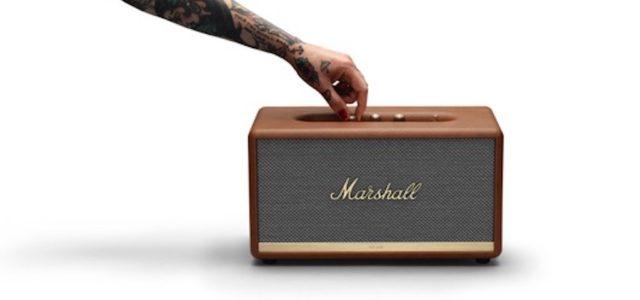 Marshall läutet den Frühling mit passender Musik ein