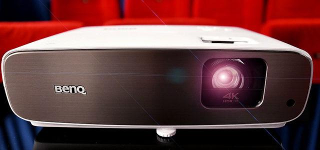 BenQ W2700 – Hochauflösender 4K-Heimkino-Projektor mit 3D und HDR