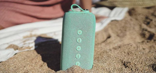 Fit im Frühling– mit den farbenfrohen Bluetooth Speakern von Fresh'N Rebel
