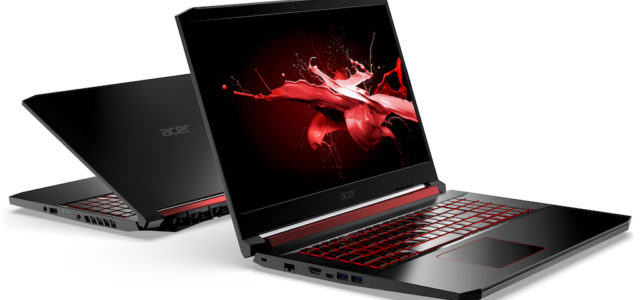 Acer rüstet Gamer mit der neuen Nitro 7- und aktualisierten Nitro 5-Notebook-Serie auf