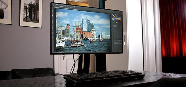 ViewSonic VP2458 – Professioneller 24-Zoll Monitor für Fotografen zum Schnäppchenpreis
