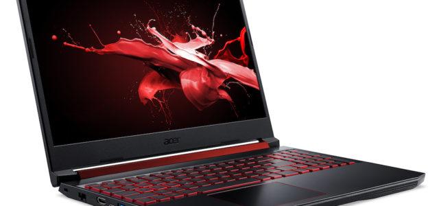Acer stattet Notebooks mit neuesten Grafikkarten der NVIDIA GeForce GTX 16-Serie aus