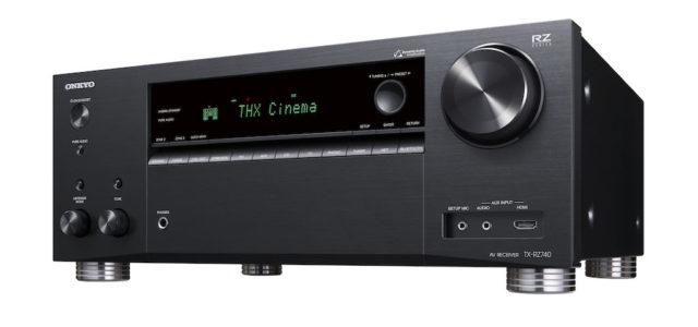 Upgrade für Onkyos RZ-Serie: TX-RZ740 und TX-RZ840