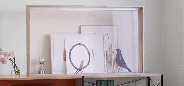 Panasonic zeigt transparenten OLED-Prototypen