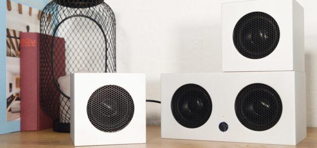 Soundgil Cube 2.1 – Ausgewogener Klang im modernen Industrial Design