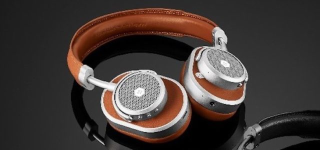 Master & Dynamic: MW 65 mit Active-Noise-Cancelling und Google Assistant