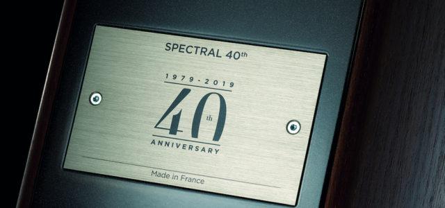 Spectral 40: Focal präsentiert Sonder-Edition zum 40sten Geburtstag
