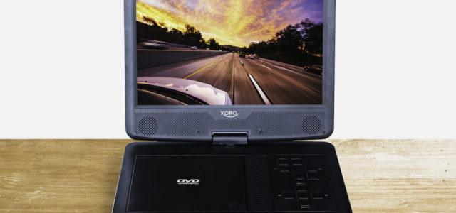 Xoro HDS 1015: Unterwegs fernsehen und DVDs ansehen – immer und überall!