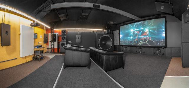 Sehen, hören, fühlen, erleben: Zu Besuch im Ascendo Demo-Kino