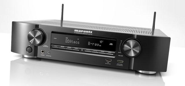 Superslim und voll ausgestattet: Marantz stellt AV-Receiver NR1510 und NR1710 vor