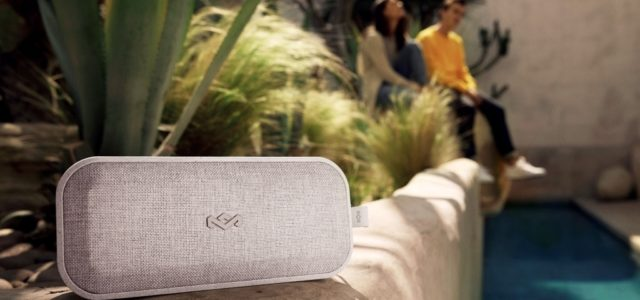 Schwimmender Bluetooth-Lautsprecher: The House Of Marley No Bounds XL:
