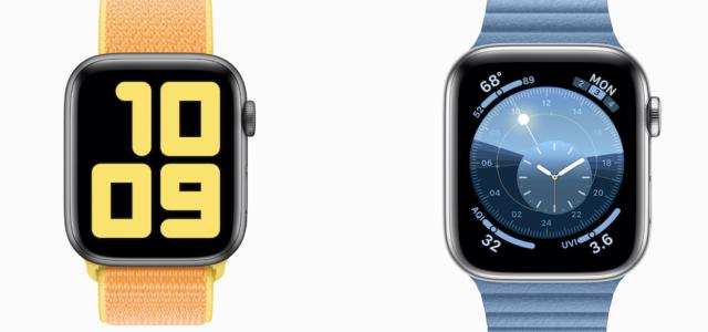 watchOS 6 erweitert Gesundheits- und Fitnessfunktionen für Apple Watch