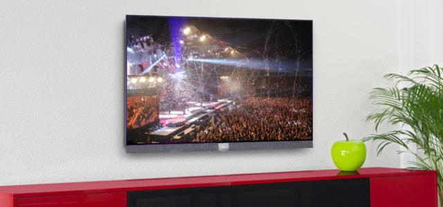 Metz blue 55DS9A62A: OLED-UHD-Fernseher und smarte Multimedia-Zentrale