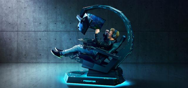 Predator Thronos: Acers monströser Gaming-Thron ist ab sofort zu haben