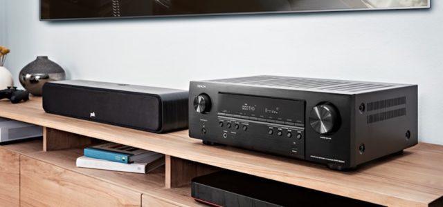Denon stellt leistungsstarke AV-Receiver der S-Serie mit Sprachsteuerung vor