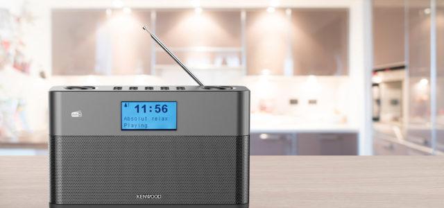 Kenwood präsentiert zwei neue DAB/UKW-Radiogeräte mit Bluetooth