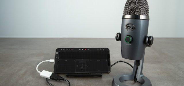 Yeti Nano von Blue Microphones: hervorragender Sound für unterwegs