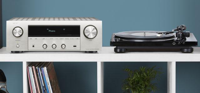 DRA-800H: Denon stellt neuen HiFi-Stereo-Netzwerk-Receiver vor