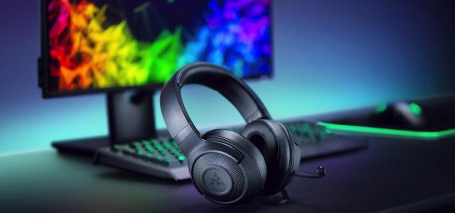 Razer kündigt Kraken X für hohen Komfort beim Gaming an